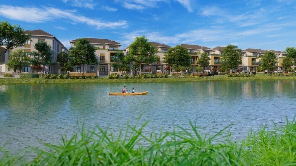 Aqua City- Nơi an cư đẳng cấp dành cho giới trẻ thành đạt
